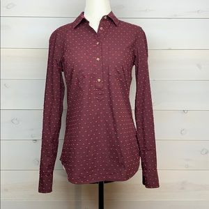 A New Day Fitted Blouse